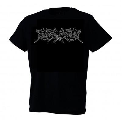 Geri og Freki T-shirt