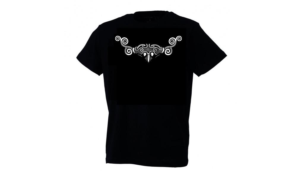 Vedfolnir T-shirt by Ian Ibæk Møller