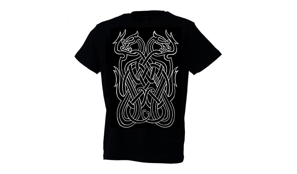 Sigrulfrs T-shirt by Ian Ibæk Møller