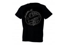 Black Urnes style t-shirt