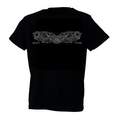 Urnes /ringerike style t-shirt