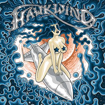 Hawkwind Silver Machine